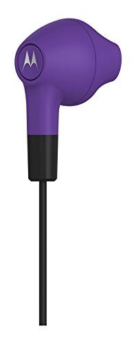 Motorola Earbuds - Kabelgebundenes In-Ear Stereo Kopfhörer - Violett