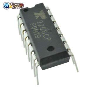 BloomGrün Co. XR2206 XR2206CP XR2206 Monolithic Generator DIP IC GM