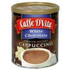 Caffe D Vita Cappuccino Wht Choc