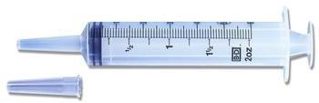 (EA) BD(c) 60 cc Irrigation Syringe by Becton Dickinson