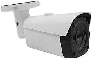 Real HD 1080P Bullet HD Analog Outdoor Security Camera (Quadbrid 4-in1 HD-CVI/TVI/AHD/Analog), 2MP 1920x1080, 65ft Night Vision, Metal Housing, 3.6 mm Lens 90 Degree Wide Viewing Angle, Gray