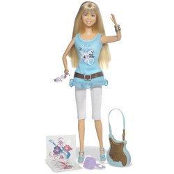 Hannah Montana Surf Shop Doll (Hannah Montana Miley Doll)