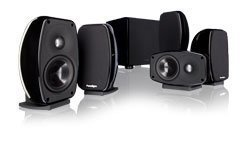 - Paradigm Cinema 100 CT 5.1 Home Theater System