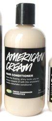 Lush Cosmetics American Cream Hair Condi