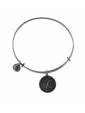 Alex Ani Bangle Initials Bracelet