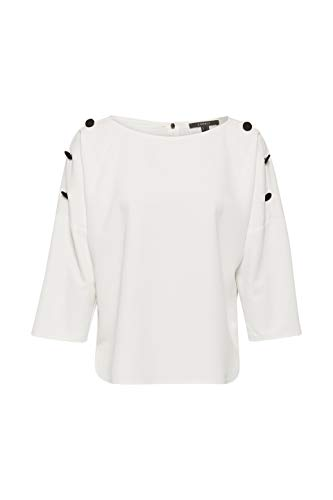Blanc Esprit 110 Femme Collection White off Blouse qTtTP4xS