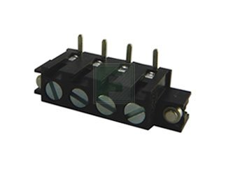 Weco Terminal Blocks - WECO ELECTRICAL CONNECTORS 140-A-126-SMD/04 140 Series 4 Position 5.0 mm Horizontal Elevator Style Euro Terminal Block - 100 item(s)