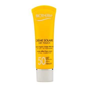 Biotherm Creme Solaire Spf 15 Uva/uvb Melting Face Cream  50ml/1.69oz Benzoyl Peroxide 5% Acne Treatment BP Gel,  60 gm, 3 Pack