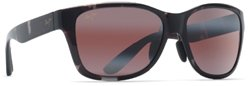 Maui Jim Road Trip 57 Sunglasses (435) Multicolored/Pink Plastic - Polarized - - Lightest Weight Polarized Sunglasses