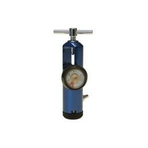 Click Style Oxygen Regulator - 3