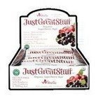 Betty Lou's Just Great Stuff Superberry Acai Bar (12x1.5oz) by Betty Lou's