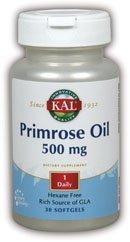 Cheap Kal 500 Mg Primrose Oil, 30 Count