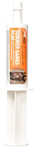 Kentucky Performance Prod (04409 Electrolyte Paste for Horses (3 Pack) 044093 60cc Summer Games Plus Elect by Kentucky Performance Prod (Image #5)