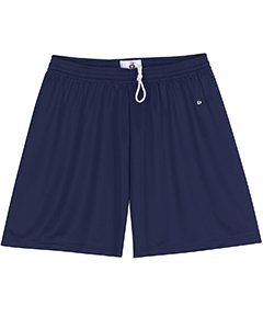 Badger 4116 BD Ldy B-Dry Core Short - Navy - S