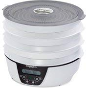 Presto 06301 Dehydro Digital Electric Food Dehydrator (Black) by Presto (Image #1)