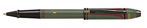 Cross Townsend Star Wars Limited-Edition Boba Fett Rollerball Pen (AT0045D-51)