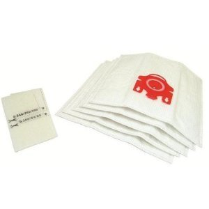 Qualtex Dust Bags For Miele S380 S381 & S382 Vacuum Cleaners 5 Pack