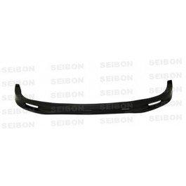 Sp Carbon Fiber Front Lip - Seibon Front Carbon Fiber SP-Style Lip Spoiler Honda Civic 01-03