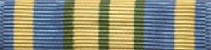 Military Outstanding Volunteer Service Medal (Military Outstanding Volunteer Medal Ribbon)