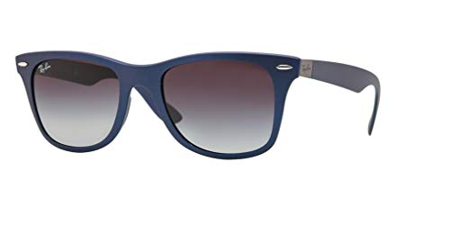 Blue grey Gradient Ray Liteforce Wayfarer Sunglasses ban Rb4195 AqwaCP