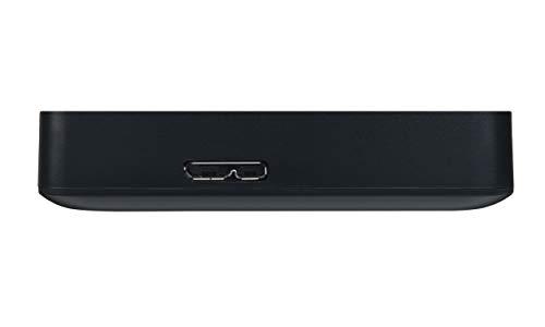 Toshiba Canvio Basics 4TB Portable External Hard Drive USB 3.0, Black (HDTB440XK3CA) by Toshiba (Image #4)