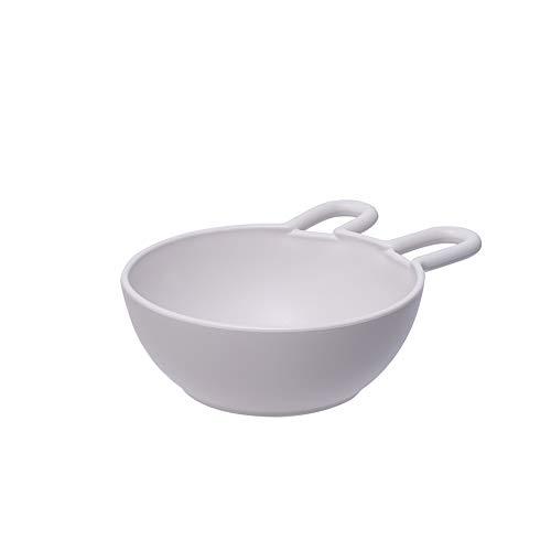nineware Aninal Series Rabbit Cereal bowl, Soup Rice Salad Instant Noodle Vegetables Fruit for Kids, Ivory, 460ml