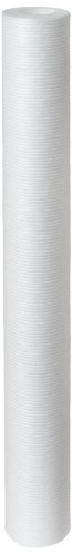 "Pentek PD-10-20 Polypropylene Filter Cartridge, 20"" x 2-1/2"", 50 Microns"