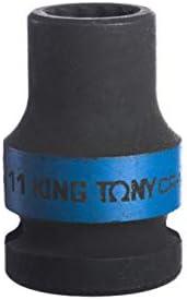 Soq de Impacto Estriado 1/2 - 11Mm, Kingtony Br, 453011M