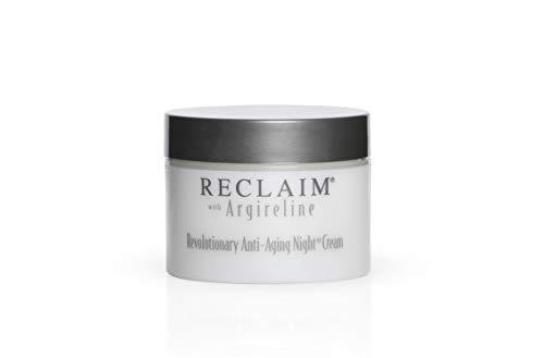 RECLAIM - Revolutionary Anti-Aging Night Cream - Argireline Molecular Complex - Deep Moisture, Minimizes look of Fine Lines and Wrinkles, 1 oz, by Principal Secret