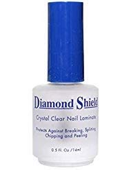 Diamond Shield - Crystal Clear Nail Laminate - 0.5 oz