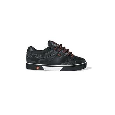 28ce3e17f3 Vans Rowley X Bone Camo Black Flame Shoe F3Y2JU (UK10)  Amazon.co.uk ...