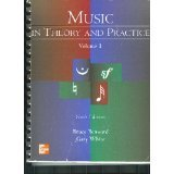 Music Theory and Practice, Benward and White, 0697287866