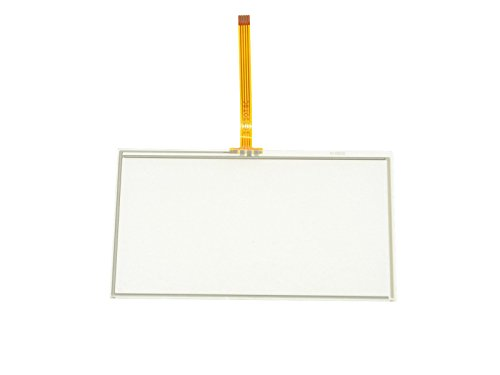 NJYTouch 5inch 4 Wire Resistive Touch Panel Digitizer Film to Glass 117.3x71.6mm GPS LCD Screen With 4 Wire USB Driver Controller Kit by NJYTouch (Image #2)
