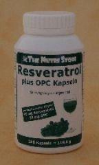 Resveratrol plus OPC Kapseln 200 Stk.