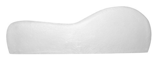 Contour Memory Foam Pillow By Elite Rest: Best Neck Pain Relief and Orthopedic Pillow, Medium Firm, Ideal Pillow to Support Neck and Spine to Reduce Sleeping Problems
