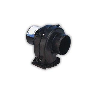 Jabsco 35115-0020, 3 inch Blower, 105 CFM, 12 Volt - Jabsco Flange Mount Blower