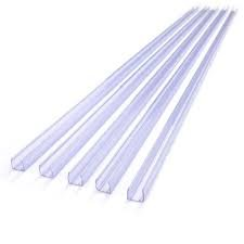Amazon delight 5pcs 3ft clear pvc channel mounting for neon delight 5pcs 3ft clear pvc channel mounting for neon rope light aloadofball Image collections