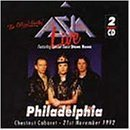 Live in Philadelphia 1992 by Asia