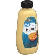 Great Value All Natural Honey Mustard, 12 oz, 2 Packs