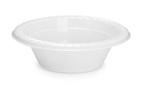 Basix - Platos desechables de plástico para microondas, extra ...