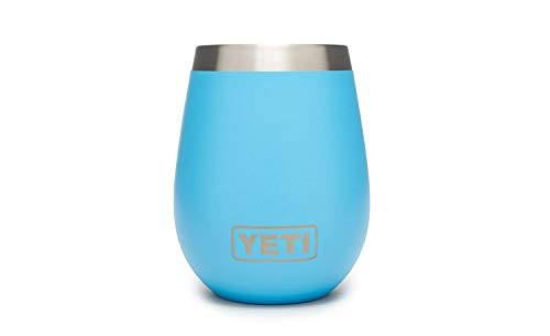 YETI Reef Blue Wine Tumbler 10 Oz, 1 EA by YETI (Image #3)