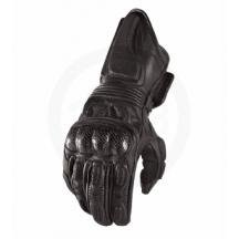 ICON MERC WOMENS LEATHER GLOVES LONG BLUE SM 3321-0013