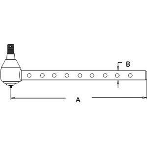 Amazon.com: AR63593 New for John Deere Tractor Tie Rod 4030 ... on john deere 4440 transmission, john deere m wiring-diagram, john deere 4440 hydraulic system diagram, john deere 4430 wiring-diagram, john deere 155c wiring-diagram, john deere 325 wiring-diagram, john deere 425 wiring-diagram, john deere 455 wiring-diagram, john deere 4440 cylinder head, john deere ignition switch diagram, john deere 3020 electrical diagram, john deere 4440 information, john deere 4440 accessories, john deere 322 wiring-diagram, john deere 4020 wiring schematic, john deere 345 wiring-diagram, john deere 4440 electrical, john deere 320 wiring-diagram, john deere 4100 wiring-diagram, john deere lawn tractor electrical diagram,