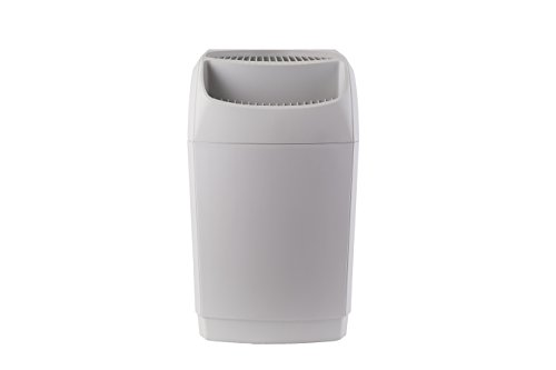 AIRCARE SS390DWHT Space-Saver Evaporative Humidifier, White by Essick Air (Image #1)