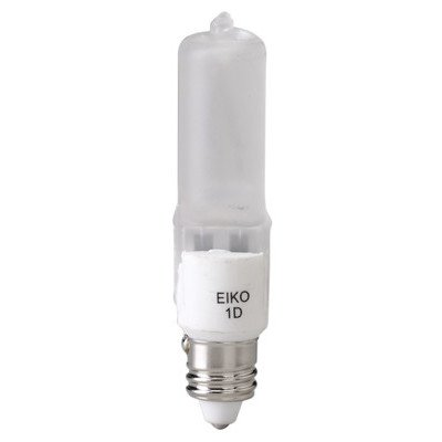 Eiko Q500/MC-130V-50  Q500/MC-130V, 130V 500W Frosted T-4 E11 Screw Base  (Pack of 50) by Eiko