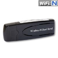 NETGEAR Refurbished Wireless-N USB 2.0 Dual-Band Network Adapter, N600
