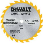028874090545 - DEWALT DW9054 5-3/8-Inch 24 Tooth ATB General Purpose Saw Blade carousel main 0