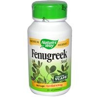 - Nature's Way Fenugreek Seed VCaps, 100 ct