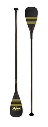 SUP ATX SS7 Carbon Fiber Racing Paddle, Black, 85'' by Sup ATX