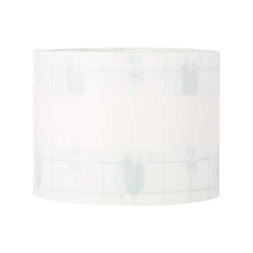 Cinta adhesiva transparente adhesiva impermeable Fijador para heridas de yeso médico, este producto se utiliza ampliamente...